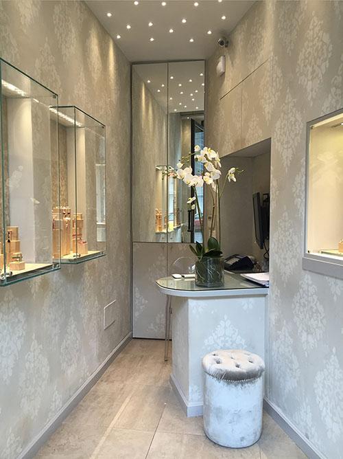 boutique robeta tajani gioielli milano