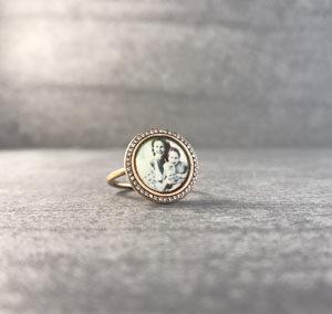 Anello Pois Diamanti